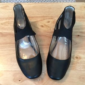 Adorable Mary Jane ballet flats